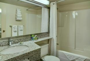 Thompson Inn & Suites Bathroom