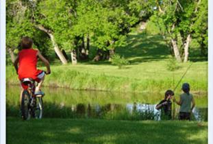 Birtle Riverside Park