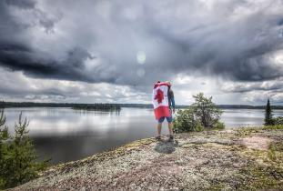 Oh Canada! Whiteshell Provincial Park