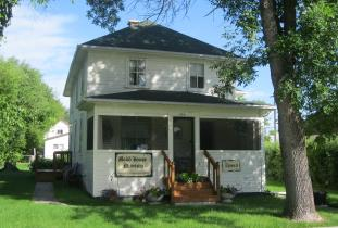Winnipegosis Historical Society - Medd House Museum