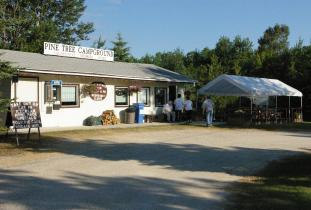 Pine Tree Campground & Restaurant