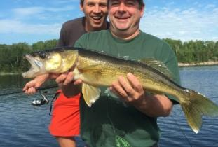 Trail End Camp Walleye 6