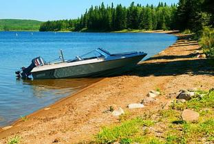 Whitefish Provincial Park