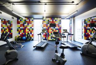 Our well-equipped fitness centre means you won't have to miss a day of your fitness routine