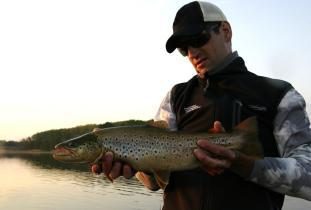 Stillwater Fly Fishing Manitoba guide