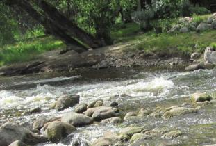Brokenhead River Park Campground