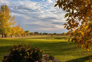 Pipestone Golf Course Fairway