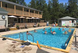 Sandhill Pines RV Park & campground