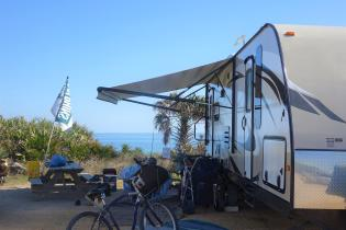 Gamble Rogers Camping