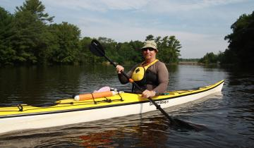 Paddling in the Stevens Point Area