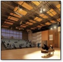 Hylton Performing Arts Center Expansion George Mason University
