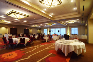 Banquet room interior