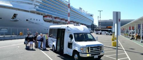 Seattle Express Cruise Shuttle