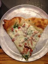 The Brick slice of pizza