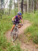 Aspen Loop mountain biking