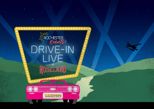 Drive-In LIVE at Roseland