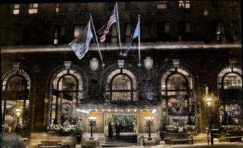 Historic Hotel Bethlehem Exterior Holidays Discover Lehigh Valley