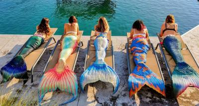fairy festival, mermaids