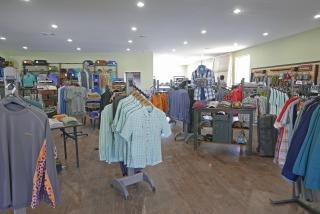 TCO Outdoors Shop Interior in Cumberland Valley