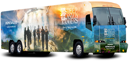 Steep Canyon Rangers Bus