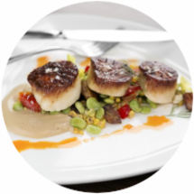 Copy of Scallops-Food