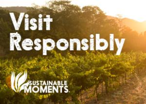 Visit Responsibly Sustainable Moments