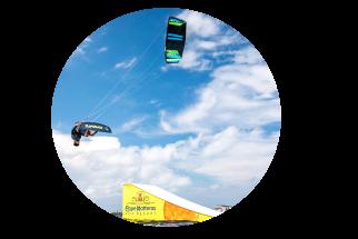 real kiteboarding