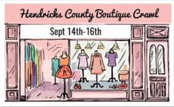 3rd Annual Hendricks County Boutique Crawl