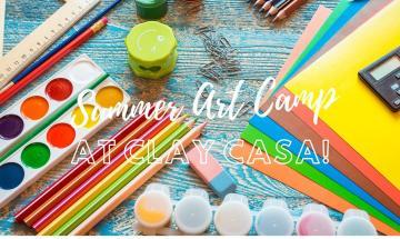 Kid's Summer Art Camp (3 of 8)
