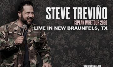 Comedian Steve Treviño (21+) LIVE