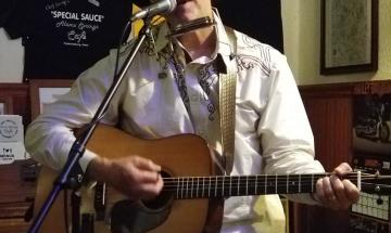 LOCAL LIVE Bret Graham Tribute-Waylon Jennings/Hank Williams Jr.
