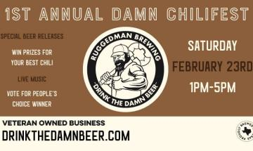 1st Annual Damn Chilifest
