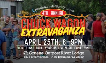 4th Annual Chuck Wagon Extravaganza