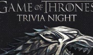 Game of Thrones Trivia at Sylver Spoon