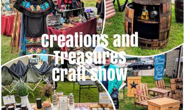 Creations And Treasures Craft Show