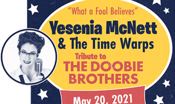 Local Live: Yesenia McNett & The Time Warps Tribute to The Doobie Brothers