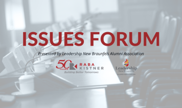 Issues Forum Webinar