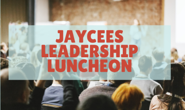 Jaycees Leadership Luncheon