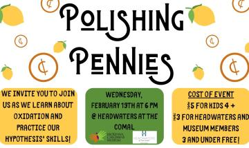 McKenna Youth Series: Polishing Pennies