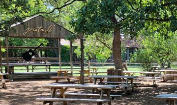 Music at the 'Mill: Dinner & Tunes Under the Texas Sky