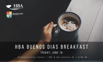 Hispanic Business Alliance Buenos Dias Breakfast