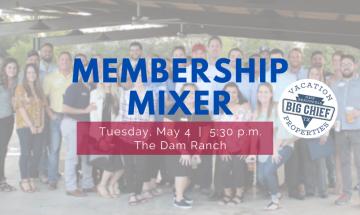 Jaycees Membership Mixer