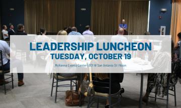 Jaycees Leadership Luncheon