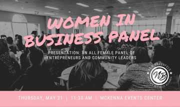 Women's Business Alliance Luncheon