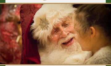 Pictures with Santa & Mrs Claus