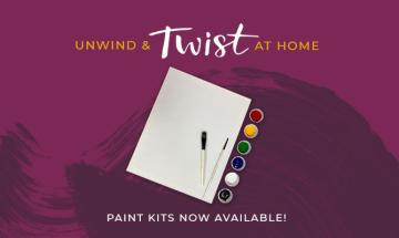 Twist at Home Painting Kits