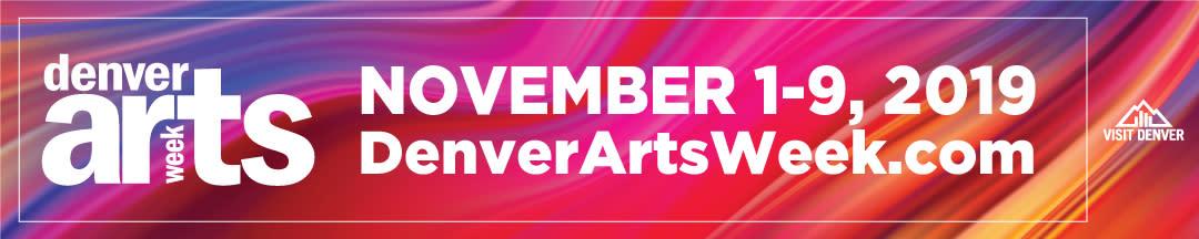 Denver Arts Week 2019