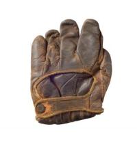 Babe Ruths Glove