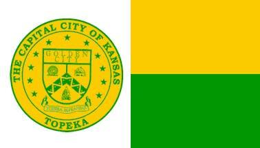 Old Topeka Flag