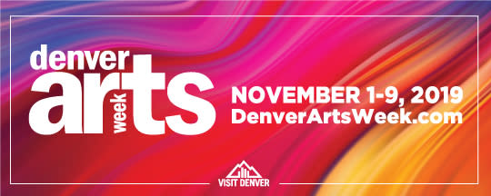 Denver Arts Week 2019